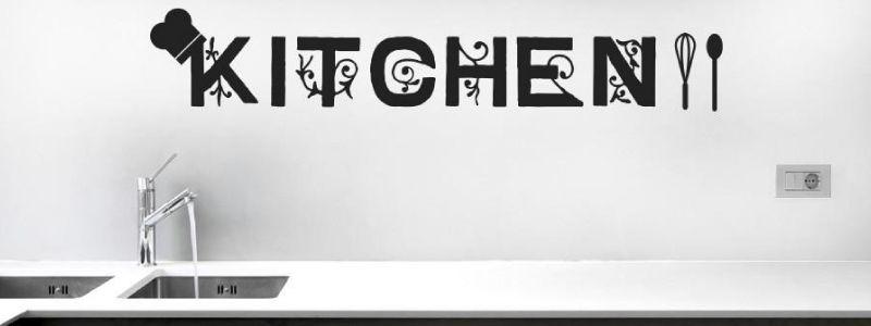 طراحی خانه با استیکر دیواری و استیکر آشپزخانه و استکیر و استیکر عاشقانه