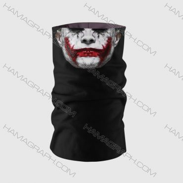 دستمال گردن با طرح جوکر