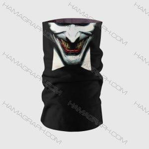 دستمال سر با طرح دراکولا