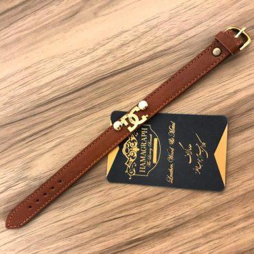 دستبند چرم اسپرت مدل DC