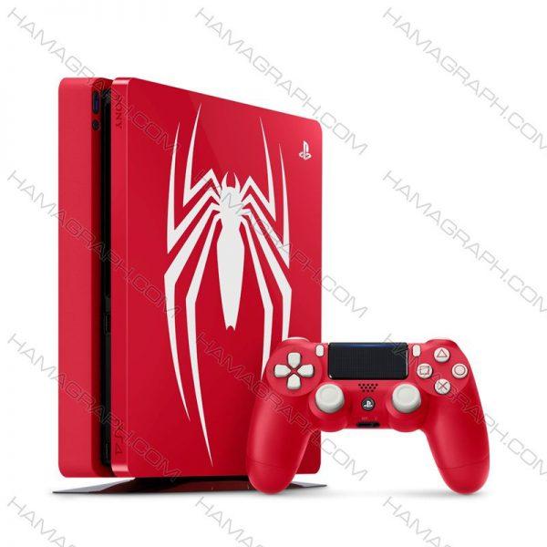 اسکین باندل اسپایدر من spider man bandel ps4 slim