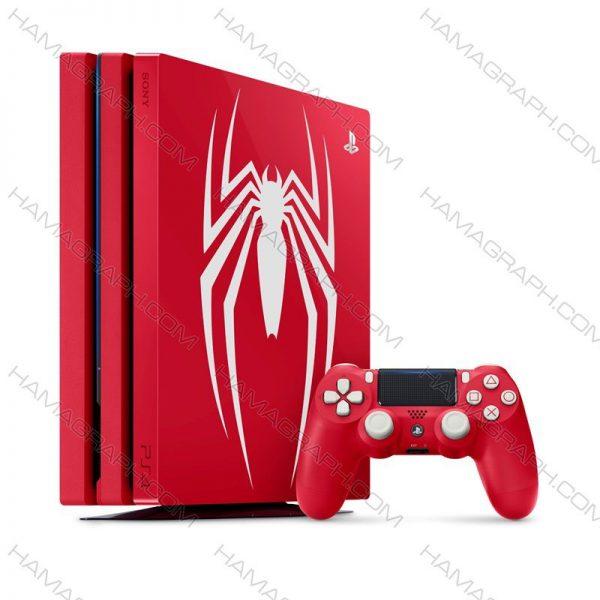 اسکین باندل اسپایدر من spider man bandel ps4 pro