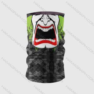 دستمال سر مدل clown 2