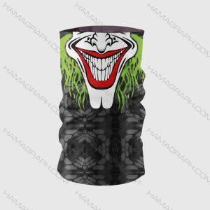 اسکارف جوکر مدل clown 3