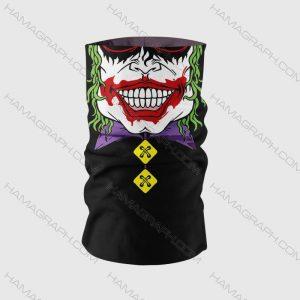اسکارف باف جوکر مدل clown 6