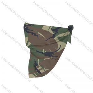 باندانا چریکی مدل ارتش آمریکا