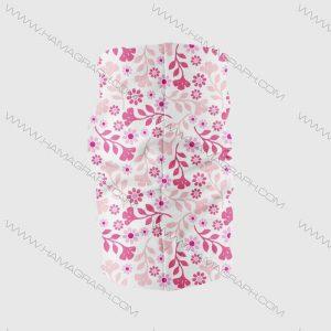 دستمال سر دخترانه رنگی flowers 8 | بهنرین دستمال سر و اسکارف دخترانه با بالاترین کیفیت چاپ و پارچه با دوخت لبه ها جهت جلوگیری از نخ کش شدن فقط در هاماگراف !