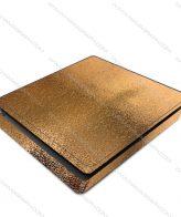اسکین طلایی برجسته Gold 1 | اسکین طلایی براق ps4 قابل سفارش برای مدلهای pro و fat و slim با بهترین کیفیت در هاماگراف. اسلیم. پرو. فت. معمولی اسکین ایکس باکس