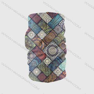 دستمال سر ورزشی mix 4 | با کیفیت ترین دستمال سر و اسکارف های ورزشی کشی با بهترین کیفیت چاپ و پارچه با دوخت لبه ها جهت جلوگیری از پاره شدن فقط در هاماگراف !