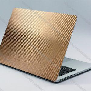 استیکر لپ تاپ برجسته gold carbon | اسکین کربن لپ تاپ لنوو اسکین پشت لپ تاپ ایسوس اسکین کیبورد لپ تاپ لپ تاپ استیکر لپ تاپ و برچسب لپ تاپ اسکین استراحتگاه