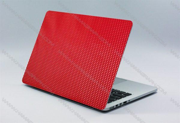 استیکر لپ تاپ برجسته red carbon   اسکین کربن لپ تاپ لنوو اسکین پشت لپ تاپ ایسوس اسکین کیبورد لپ تاپ لپ تاپ استیکر لپ تاپ و برچسب لپ تاپ اسکین استراحتگاه