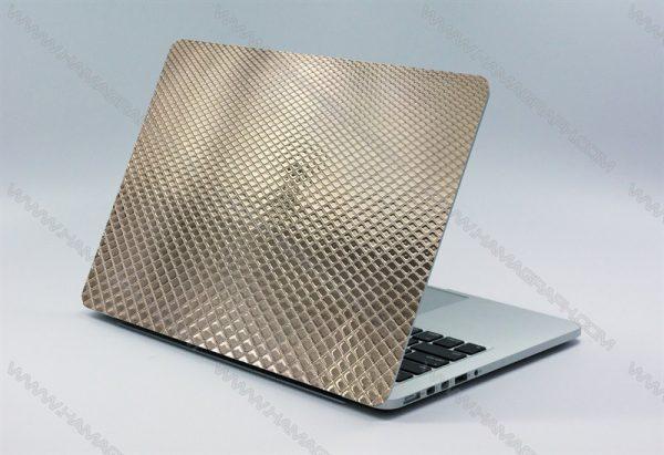 استیکر لپ تاپ برجسته براق silver pat 2 | اسکین کربن لپ تاپ لنوو اسکین پشت لپ تاپ ایسوس اسکین کیبورد لپ تاپ لپ تاپ استیکر لپ تاپ و برچسب لپ تاپ اسکین
