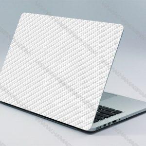 استیکر لپ تاپ برجسته white carbon | اسکین کربن لپ تاپ لنوو اسکین پشت لپ تاپ ایسوس اسکین کیبورد لپ تاپ لپ تاپ استیکر لپ تاپ و برچسب لپ تاپ اسکین