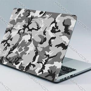 اسکین بدنه لپ تاپ طرح چریکی | استیکر چریکی لپ تاپ ایسوس استیکر لپ تاپ camo برچسب لپ تاپ ایسوس استیکر لپ تاپ استیکر کیبورد اچ پی لنوو مک بوک چریکی جنگی