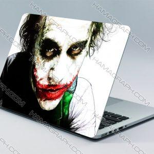 استیکر لپ تاپ طرح جوکر جدید | استیکر لپ تاپ ایسوس استیکر استیکر کیبورد لپ تاپ استیکر برچسب لپ تاپ ایسوس استیکر اسکین جوکر اسکین joker اسکین Heath Ledger