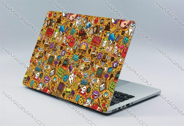 برچسب پشت لپ تاپ funny | قابل سفارش با طرح دلخواه- برچسب کیبورد لپ تاپ اسکین لپ تاپ ایسوس استیکر لپ تاپ ایسوس استیکر لپ تاپ برنامه نویسی استیکر لپ تاپ لنوو