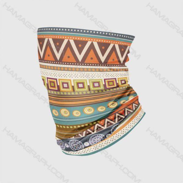 دستمال سر رنگی colorful pat | تولید عمده اسکارف با طرح اختصاصی و سفارشی | انواع دستمال سر و گردن | باندانا | باف | بهترین کیفیت چاپ | بهترین کیفیت پارچه