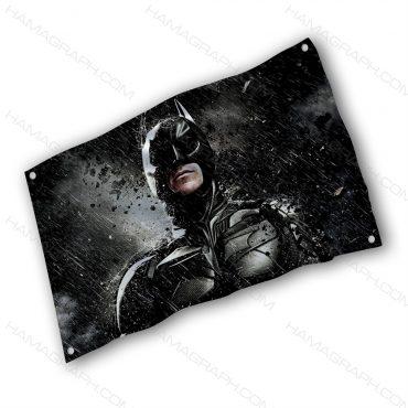 پرچم پارچه ای با طرح Batman